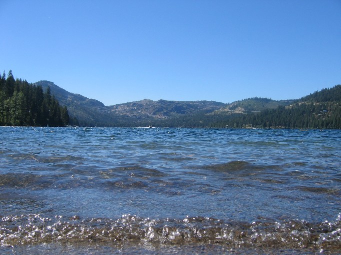 Donner Lake ca Donner Lake California