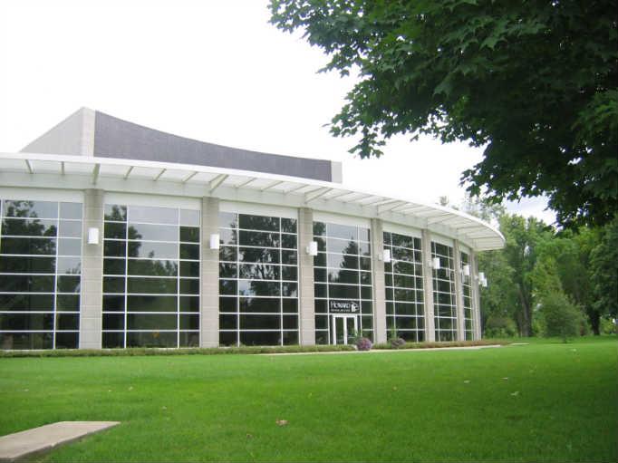 Hajnalvárosi Egyetem, Központi Campus 2009_08_23_021_Andrews_University__Berrien_Springs_architecture_modern